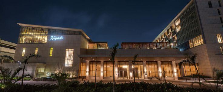 Kempinski Hotel Gold Coast City - Event venue in Accra Ghana