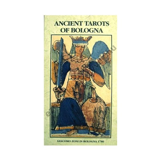 Ancient Tarots Of Bologna Tarot Kártya