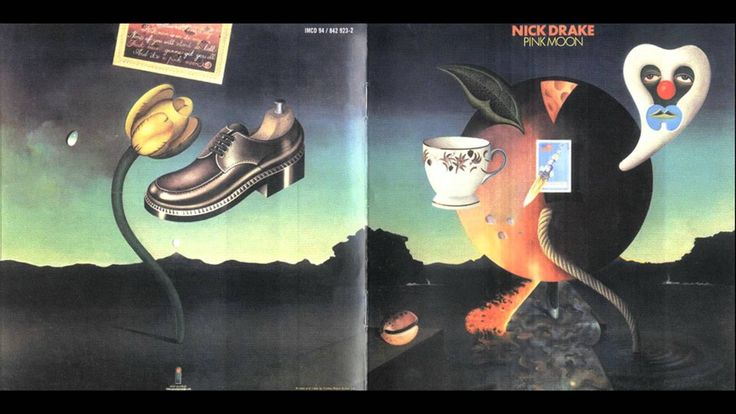 Artist: Nick Drake; Album: Pink Moon; Released: 1972 - Nick Drake - Pink Moon (Full Album) - Pink Moon 0:00, Place to Be 2:06, Road 4:50, Which Will 6:53, Horn 9:51, Things Behind the Sun 11:15, Know 15:12, Parasite 17:38, Free Ride 21:15, Harvest Breed 24:22, From the Morning 26:00