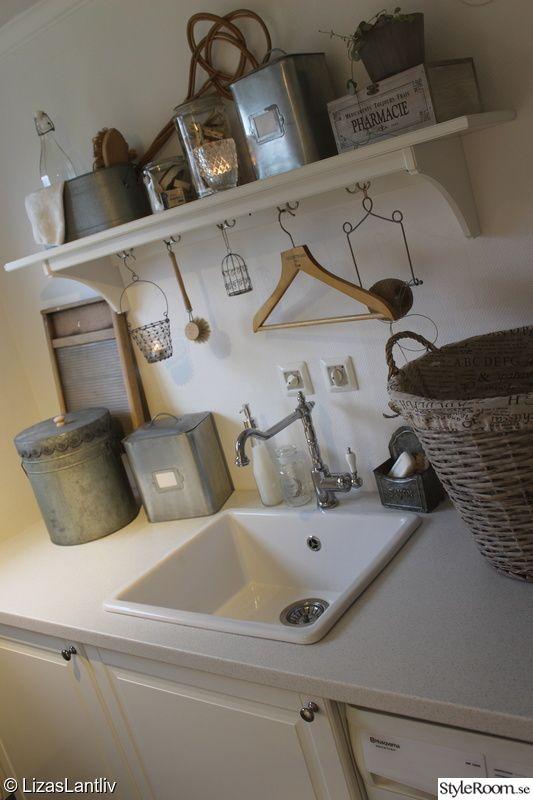 kran,tvättstuga,renovering,lantligt,zink