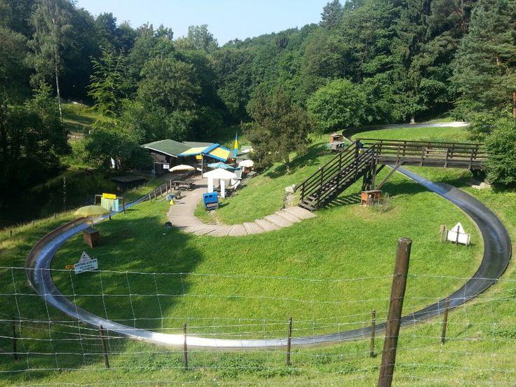 Sommerrodelbahn Altenahr in Altenahr, Rheinland-Pfalz