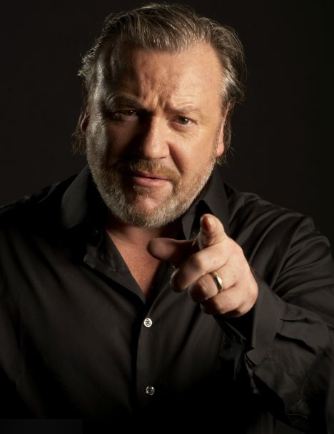 Ray Winstone plays Regan in The Sweeney - on DVD and Blu-ray 21st Jan 2013.