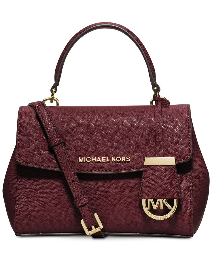 MICHAEL Michael Kors Ava Mini Crossbody - Handbags & Accessories - Macy's