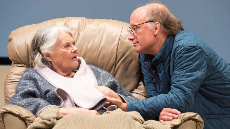 """Jordan Harrison's new comedy """"Marjorie Prime"""" premieres at the Mark Taper Forum with Lois Smith in the title role."""