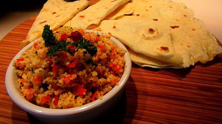 ТАБУЛЕ-(ливанская кухня)на ФРАНЦУЗСКИЙ манер