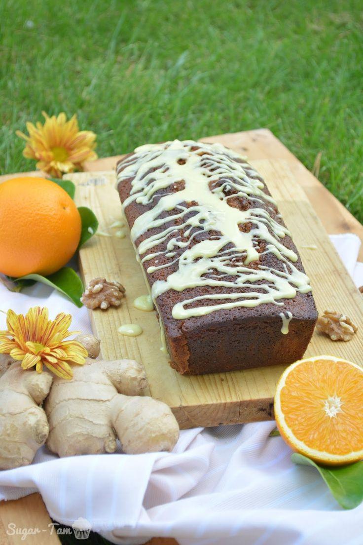 SugarTam: Pastel Jamaicano de Jengibre