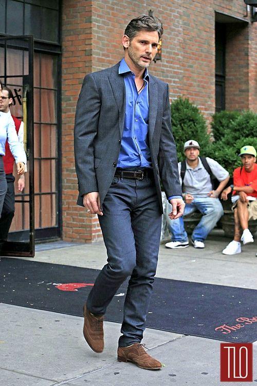 Eric Bana in New York City | Tom & Lorenzo Fabulous & Opinionated
