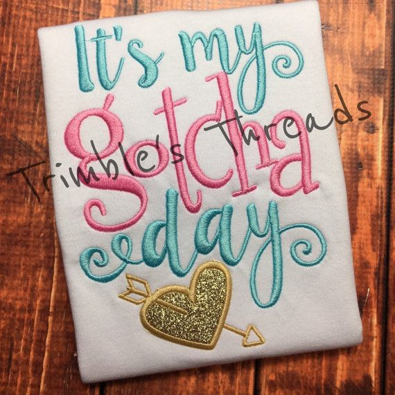 Gotcha Day Shirt by TrimblesThreads on Etsy