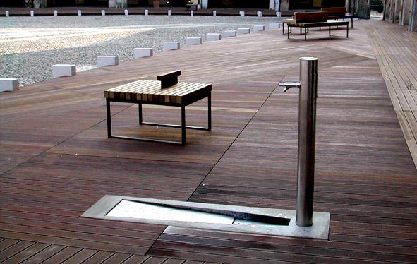 Cavour square  Vercelli Italy - Rtp Piazza Cavour - Architettura Italiana