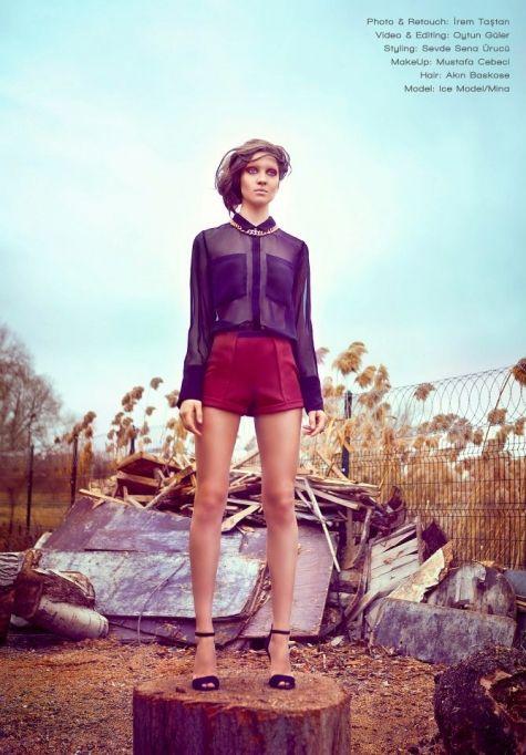 İrem Taştan - Moda Fotoğrafçılığı - Moda Fotoğrafları