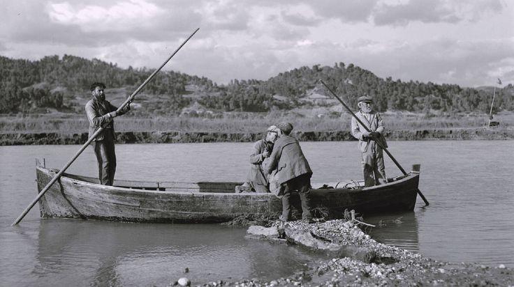 Walter Hege 1935 ΟΛΥΜΠΙΑ Το πέρασμα του Αρφειού ποταμού.,