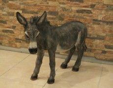 Asian Donkey Statue