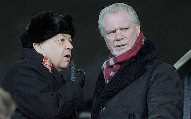 West Ham owners David O Sullivan and David Gold, there were misgivings when these two took over the club 2 years ago, but I have to say we are going in the right direction now, ( hope I dont end up eating my words )