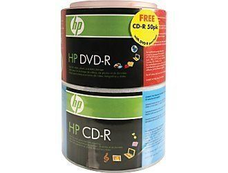 251 best electronics images on pinterest consumer electronics hp dvd rcd r 16x disk 100 pack by hp 2991 100 pack manufacturer hp media pack size 50pack package type spindle data capacity 47gb minutes of audio fandeluxe Images