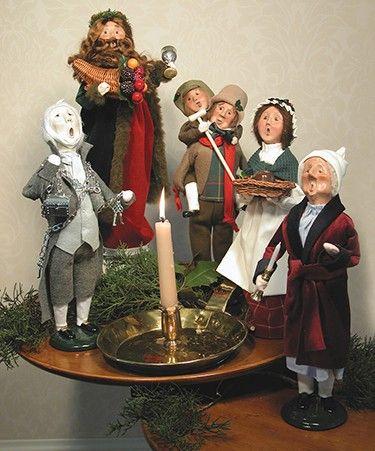 Byers Choice Dickens, A Christmas Carol