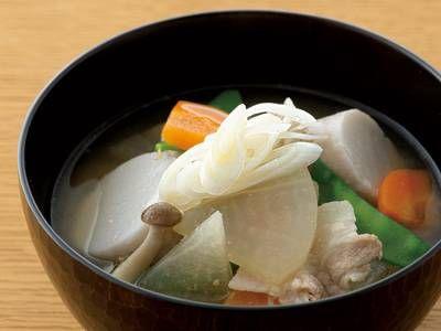 [豚汁] 料理レシピ|みんなのきょうの料理