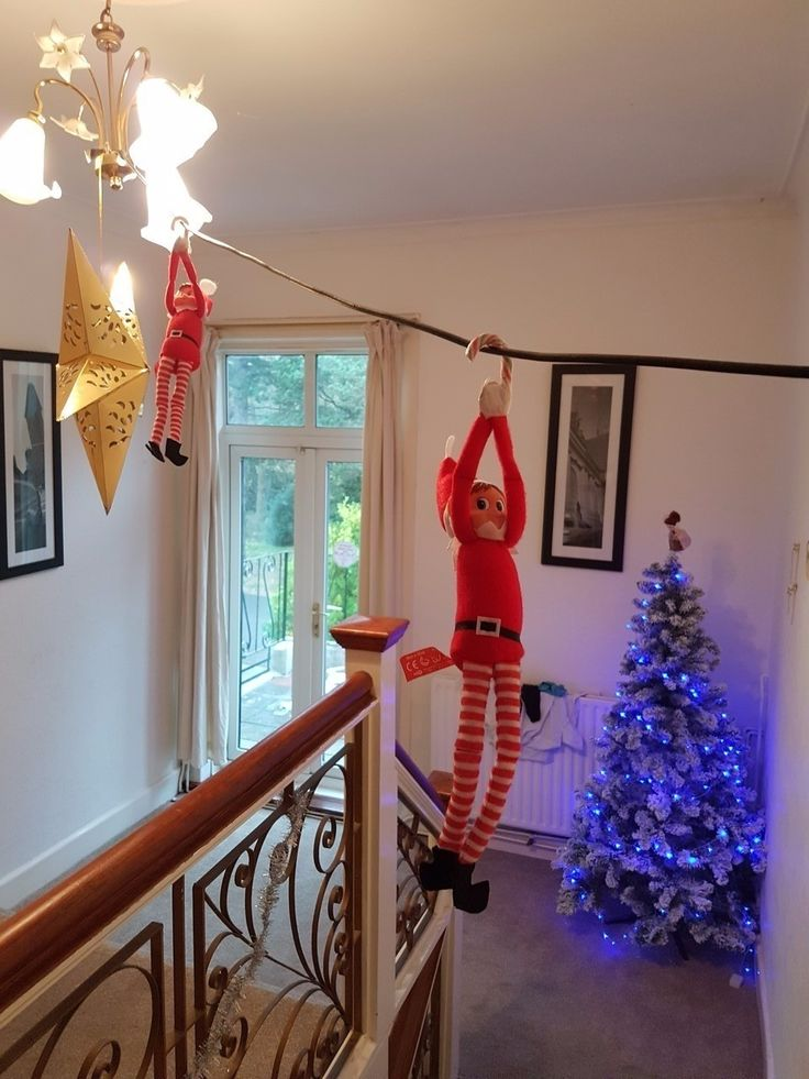 The South Coast Removal elves are at it again, zip lining through headquarters.    We still have a couple of slots left before Christmas get in touch for a free quote   http://wu.to/eKYRgg   #merrychristmas #elfontheshelf #freequote #movingday #dorset