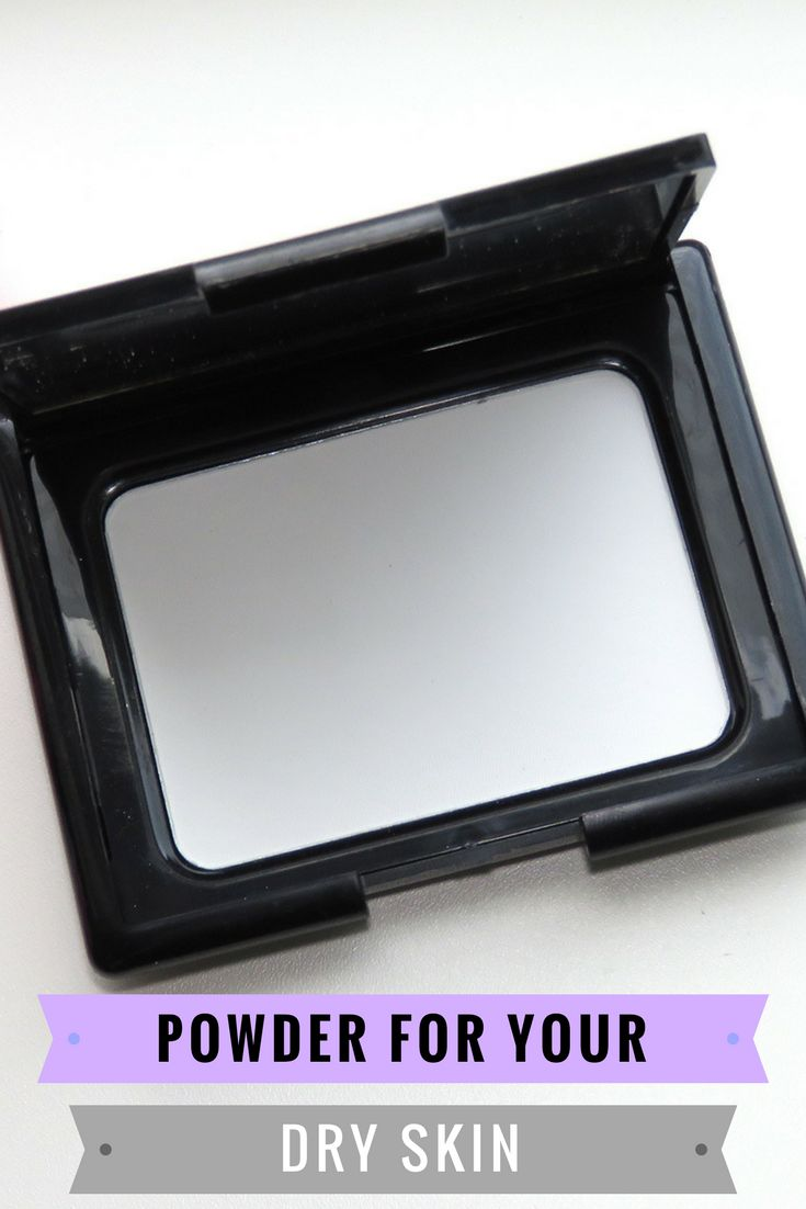 This is the perfect powder for dry skin. Are you looking for powder to use on top of your foundation. With this powder you can get full coverage the whole day.