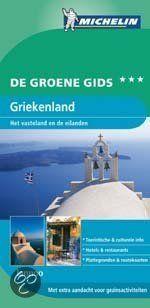 De Groene Reisgids Griekenland - Michelin - ISBN 9789020968385. De Groene Gids: de 3-sterrengidsDe serie Groene Gidsen van Michelin is een beproefde en betrouwbare reisgidsenreeks. Of u nu lekker lang met vakantie gaat of er zomaar even tussenuit trekt, de Groene Gids wijst u...GRATIS VERZENDING IN BELGIË - BESTELLEN BIJ TOPBOOKS VIA BOL COM OF VERDER LEZEN? DUBBELKLIK OP BOVENSTAANDE FOTO!