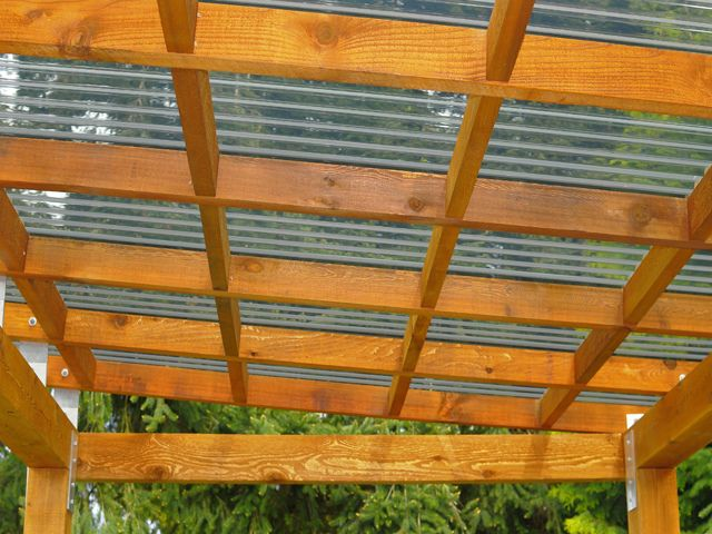 polycarbonate roof option | Flickr - Photo Sharing!
