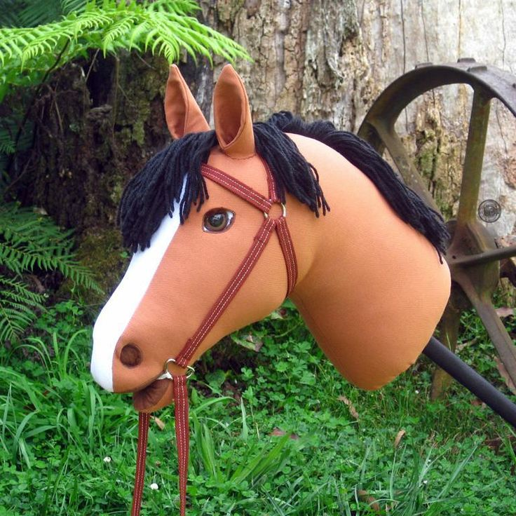 Sewing: Hobby Horse Sewing Pattern PDF