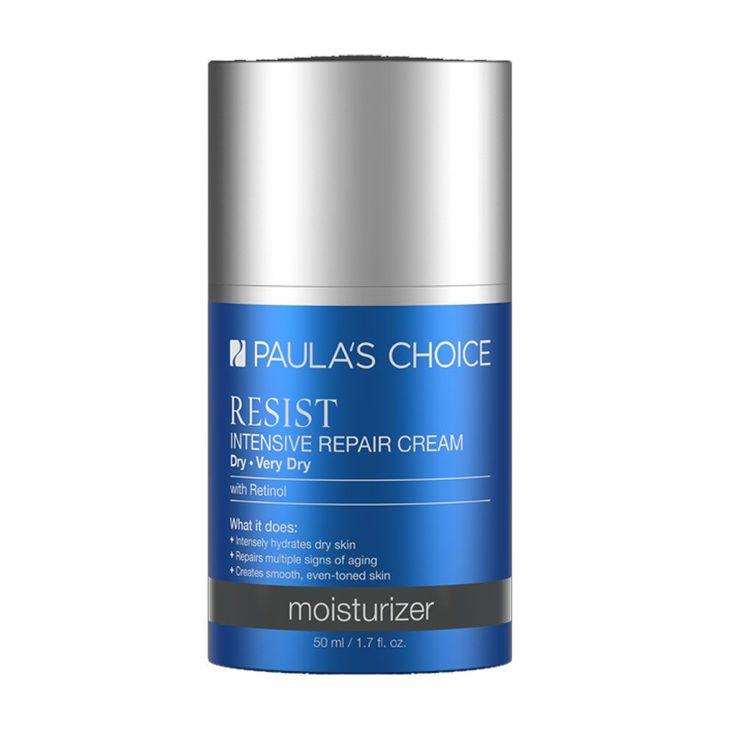 PAULA'S CHOICE  RESIST INTENSIVE REPAIR CREAM    399 KR. Bra hudkräm! Peptider, B3, E-vitamin, Retinol och C-vitamin bland annat