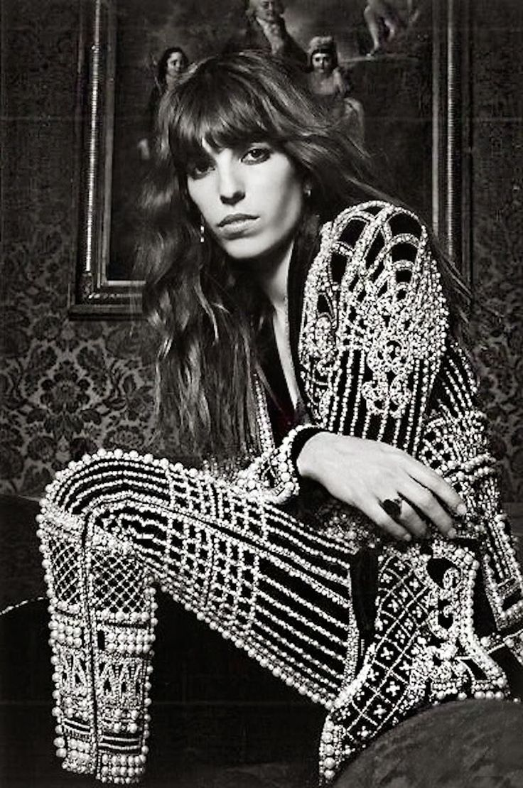 Lou Doillon #photography