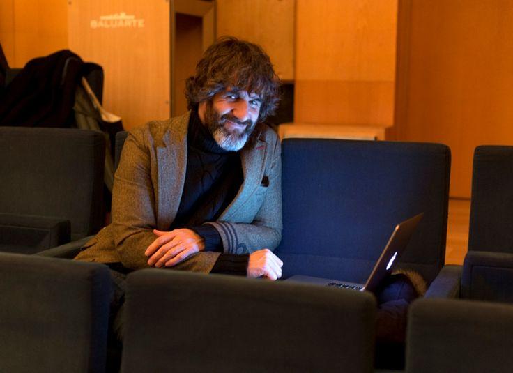Interview with David Arratibel