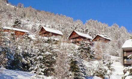 Résidence Praloup à Uvernet-Fours : Séjour ski au cœur de la station de Pra-Loup dans les Alpes du Sud: #UVERNET-FOURS 149.00€ au lieu de…