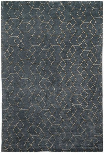 Hex 1 rug via Luke Irwin