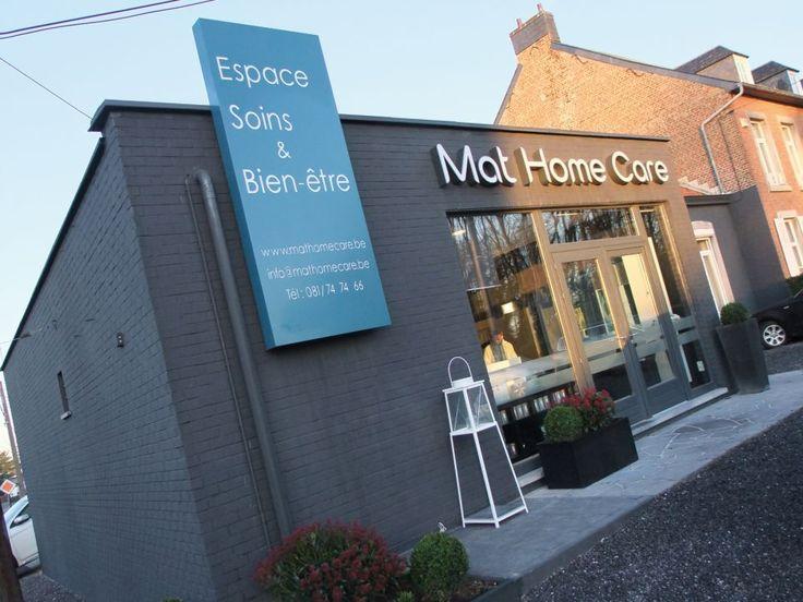 Mat Home Care - Espace bien-etre et soins infirmiers : NOTRE CENTRE