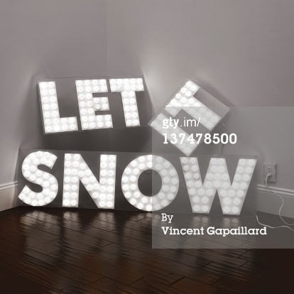 Deixe Nevar - Natal