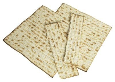 PESACH: We are commanded to eat matza (unleavened bread), bitter herbs and roasted lamb or goat.  FEAST OF UNLEAVENED BREAD: We are to eat matza for 7 days.