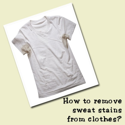 1000 images about tips tricks for home on pinterest for Removing sweat stains from white shirts