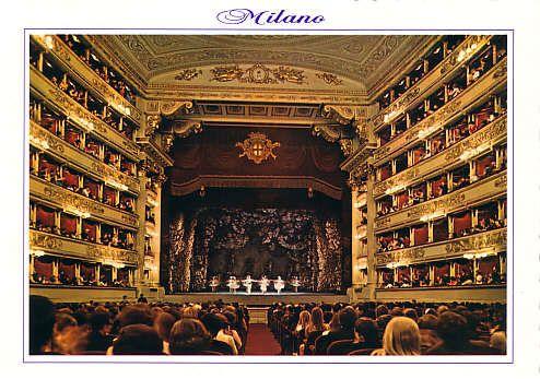 Teatro alla Scala - Milano - Italy  by http://www.andreas-praefcke.de/carthalia/italy/images/i_milano_scala_8.jpg