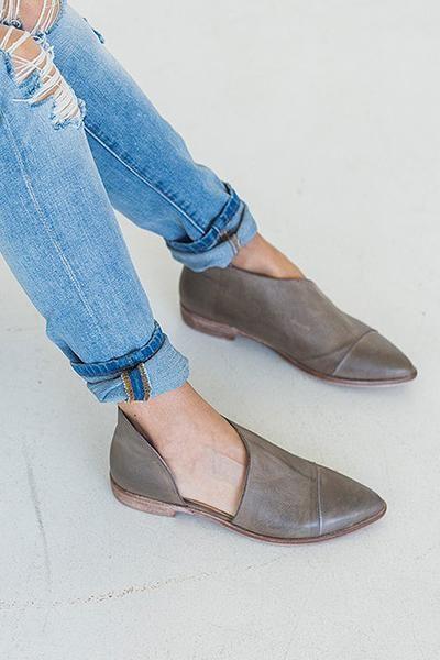 Grey Royale Flat