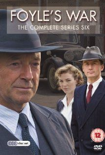 Foyles's War - part of the Masterpiece Mystery Series on PBS with Michael Kitchen as Foyle, Honeysuckle Weeks,as Sam Wainwright ... and it is Craig Ferguson's Favorite Show!!