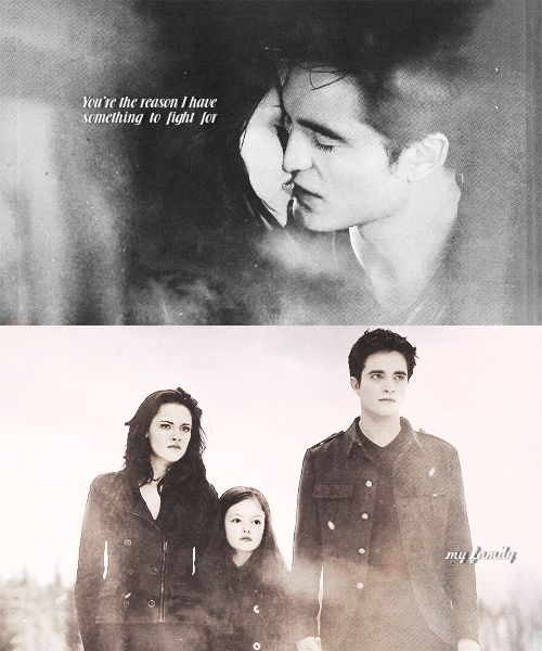'Breaking Dawn Part 2'....watched it yesterday, good quotes