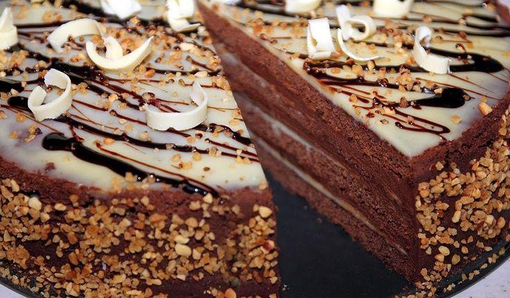 Čokoladna torta savršenstvo ukusa ~ Slatkiši torte kolači