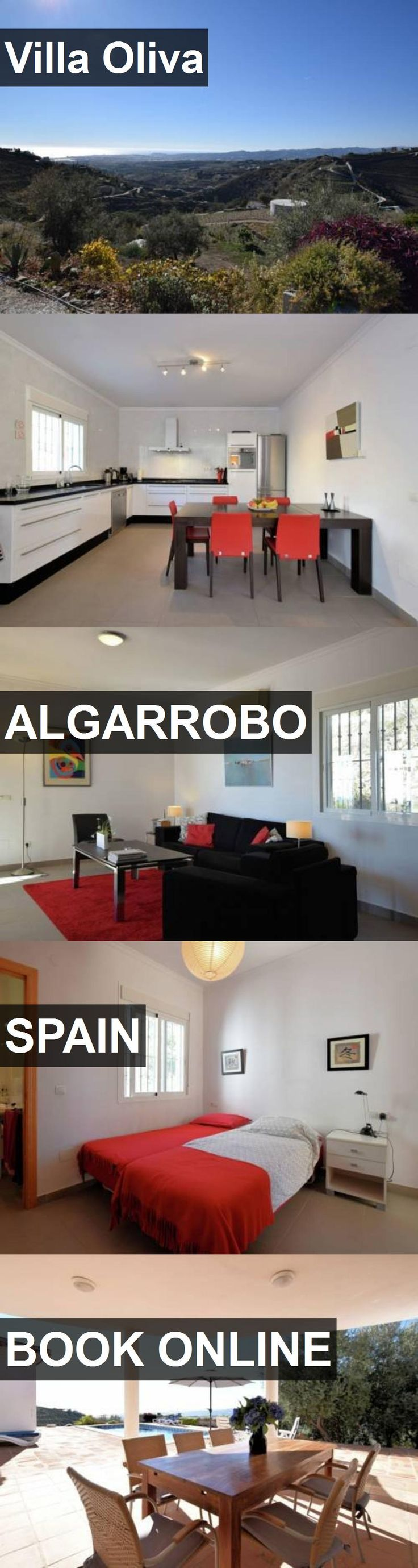 Hotel Villa Oliva in Algarrobo, Spain. For more information, photos, reviews and best prices please follow the link. #Spain #Algarrobo #travel #vacation #hotel