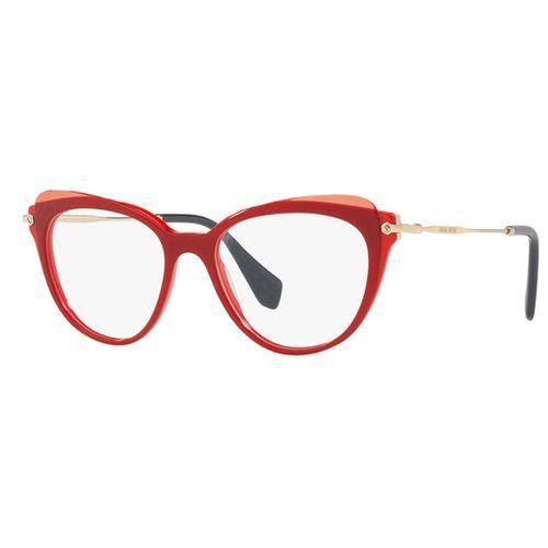 Miu Miu 01QV VX91O1 - Oculos de grau   Óculos 2ac3df5257