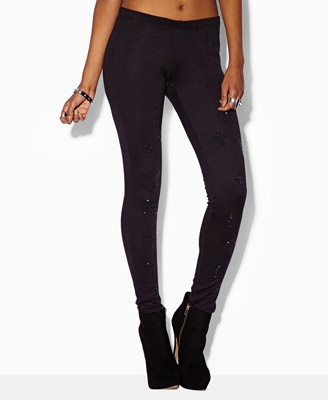 these looked really good on and they aren't see through leggings
