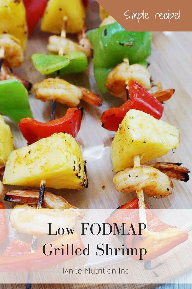 Bs Recipes Candy Corn M M Blondies: Low-FODMAP Grilled Shrimp