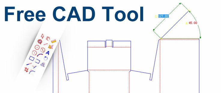 Packmage Cad Offers Free Carton Box Template Structure