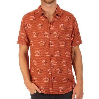 Quiksilver Mens Braisen Shirt