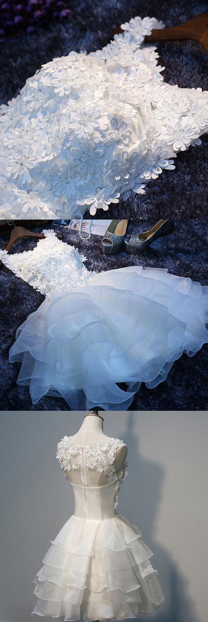 White Dress,... #HomecomingDress