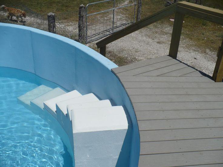 15 best cheap pools images on pinterest stock tank pool. Black Bedroom Furniture Sets. Home Design Ideas