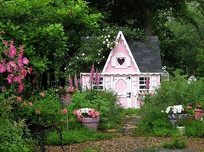 Pretty Pink w/ Heart Window