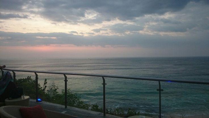 Sunset at Dreamland, Bali - Indonesia