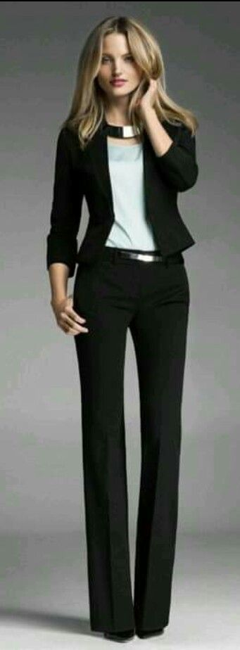 Outfit elegante... para oficina